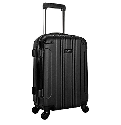 3. Kenneth Cole Reaction 20-Inch 4 Wheel Suitcase