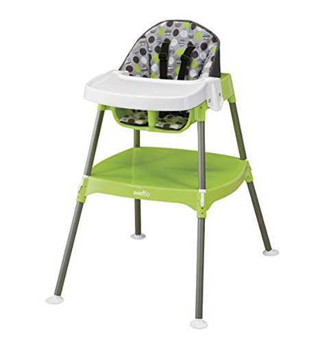 4. Evenflo customizable High Chair