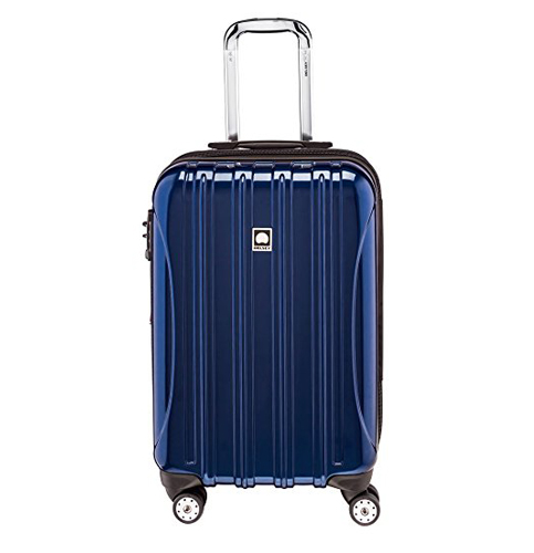 7. Delsey Carry On Luggage (Helium Aero)
