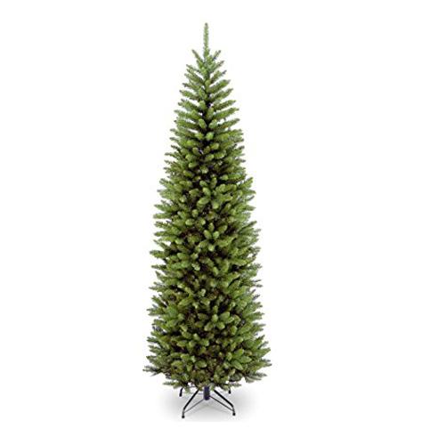 5. National Tree 7.5 Feet Kingswood Fir Pencil Tree