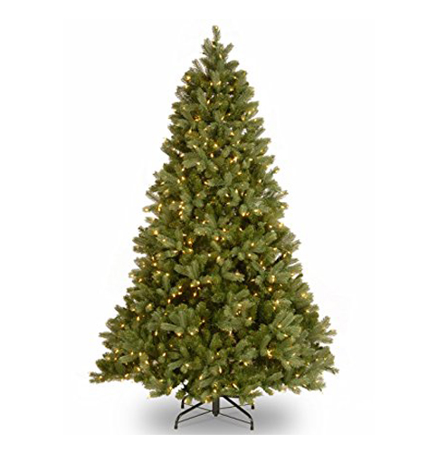 8. National Tree 6.5 Feet Feel Real' Downswept Douglas Fir Tree