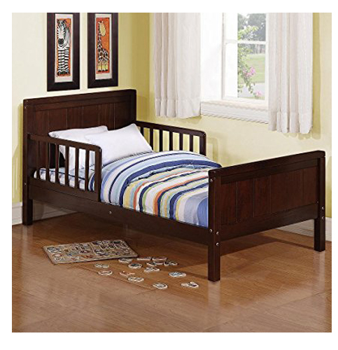 9. Baby Relax Toddler Bed