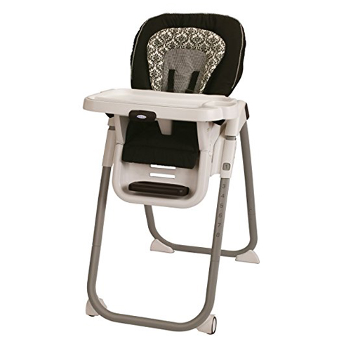 5. Graco Rittenhouse Table Fit Baby High Chair