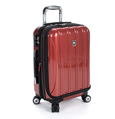 5. Delsey Carry On Luggage (Helium Aero International)