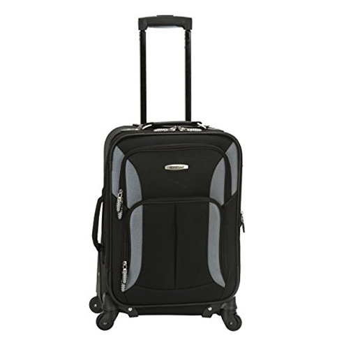 6. Rockland 19 Inch Carry On Luggage