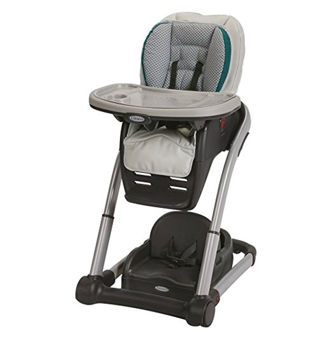 3. Graco Blossom 4-in-1 High Chair
