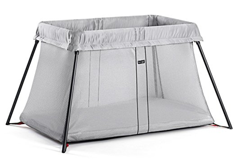 1. BABYBJORN Travel Crib Light