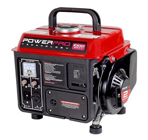2. WEN PowerPro 56101 1000W generator