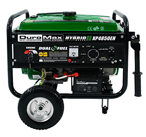 8. Duromax XP4850EH 3850W home generator