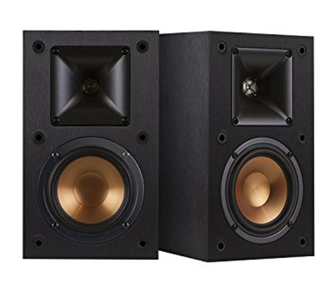 7. Klipsch R-14M Reference Bookshelf Speakers