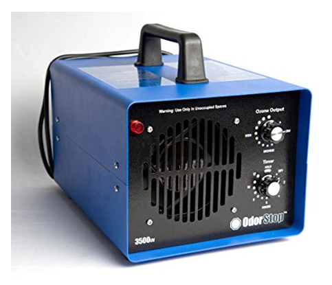 3. OdorStop OS3500UV Professional Ozone Generator