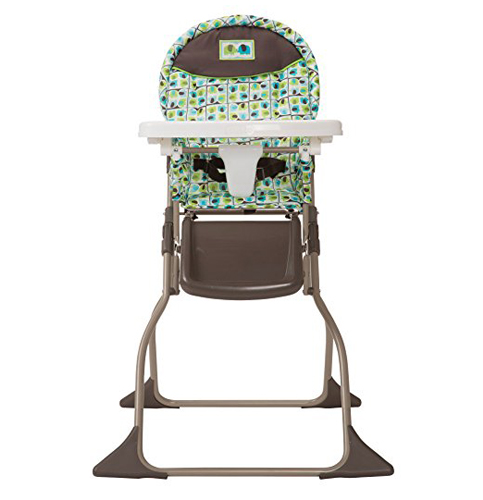 6. Cosco Simple Fold High Chair