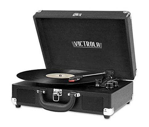 1. Innovative Technology 3-Speed Turntable
