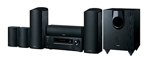 8. Onkyo Home Theater Package (HT-S5800)