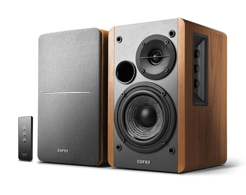 2. Edifier R1280T Powered Bookshelf Speakers