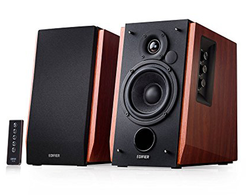 6. Edifier R1700BT Bluetooth Bookshelf Speaker