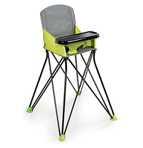 9. Summer Infant Pop N' Sit Portable Highchair