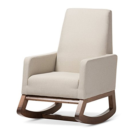 5. Baxton Studio Rocking Chair