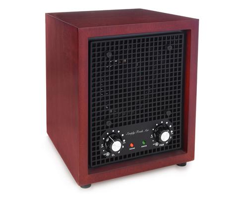 8. Breathe Fresh Air Purifier & Ozone Ionizer Generator