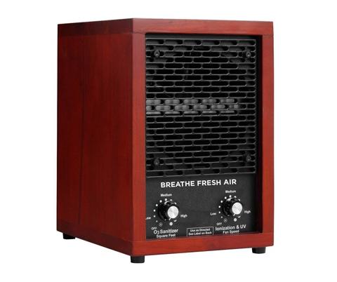 7. Breathe Fresh Air HEPA Ionizer Air Purifier
