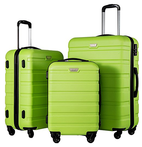 7. Coolife Luggage 