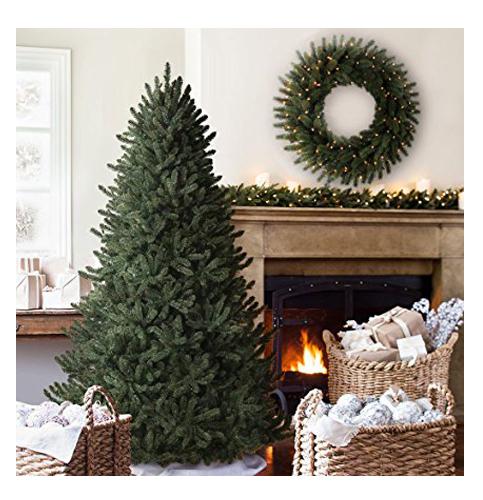 6. Balsam Hill Classic Narrow Christmas tree
