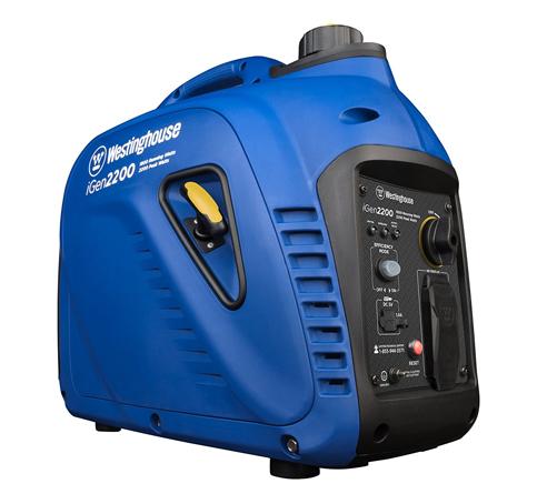 7. Westinghouse iGen2200 Portable Inverter Generator