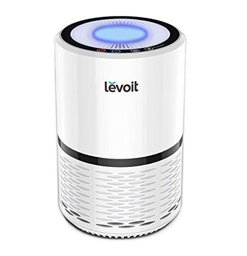 2. Levoit LV-H132 Air Purifier Filtration