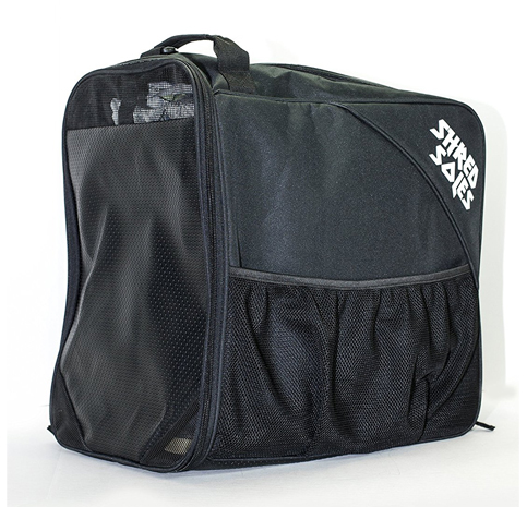 1. Shred Soles Snowboard Ski Boot Bag