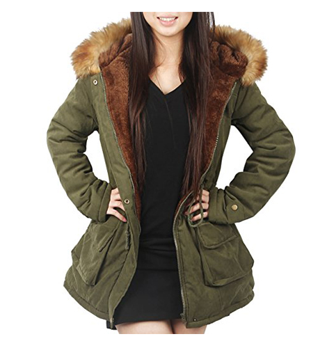 Top 10 Best Women's Parka Coats in 2018 Reviews