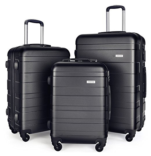 9. LEMOONE Luggage 