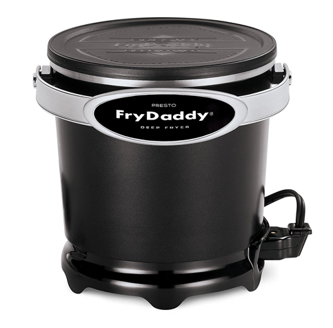 1. Presto FryDaddy 05420 Deep Fryer