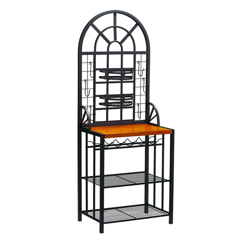 7. SEI Dome Bakers Rack