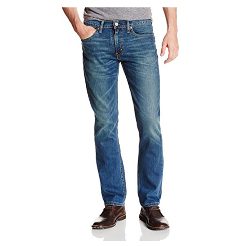 5. Levi's Men's 511 Jean (Slim Fit)