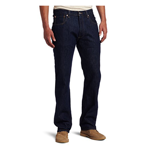 2. Levi's Men's 501 Jean (Original-Fit)