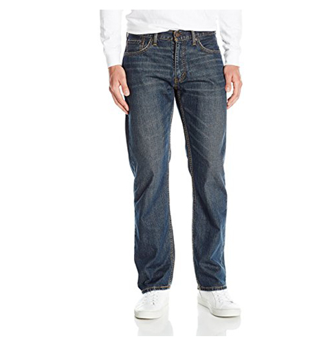 7. Levi's Men's 559 Relaxed Jean (Straight Fit)