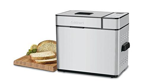 5. Cuisinart CBK-100 2lb Bread Maker