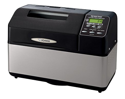 8. Zojirushi BB-CEC20 Supreme 2-Pound Bread Maker