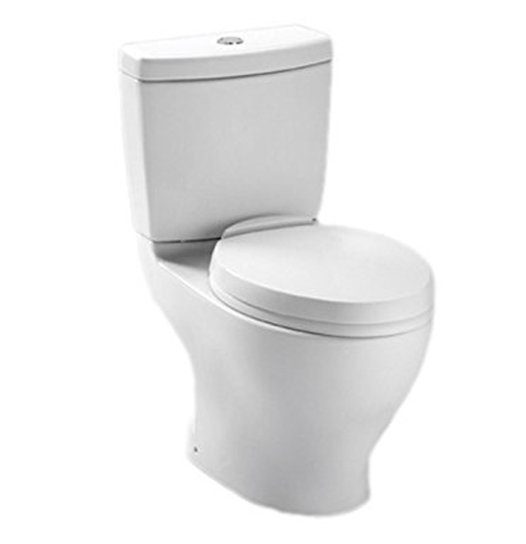 5. TOTO CST412MF.10No.01 Dual Flush Toilet