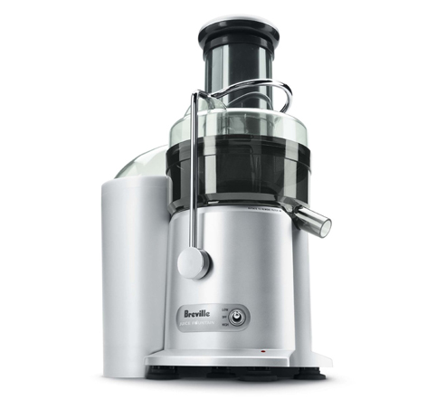 1 Breville Juice Fountain Plus (JE98XL)