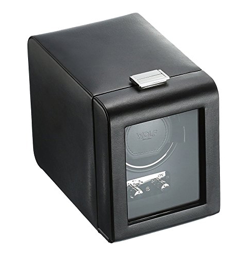 7. WOLF Heritage Single Watch Winder (Model-270002)