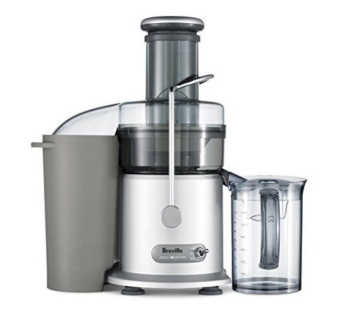 5 Breville Juice Fountain Plus (RM-JE98XL)