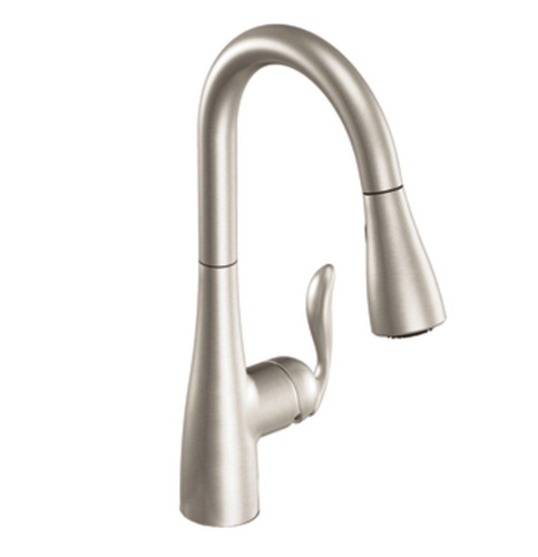 5 Moen Arbor 1-Handle High Arc Pull-Down Kitchen Faucet