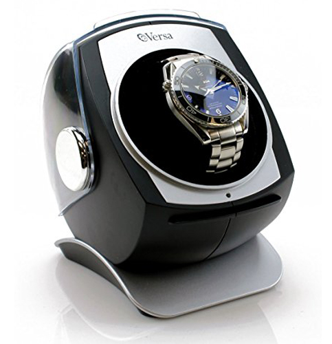 . 5 Versa Auto Watch Winder with Sliding Cover