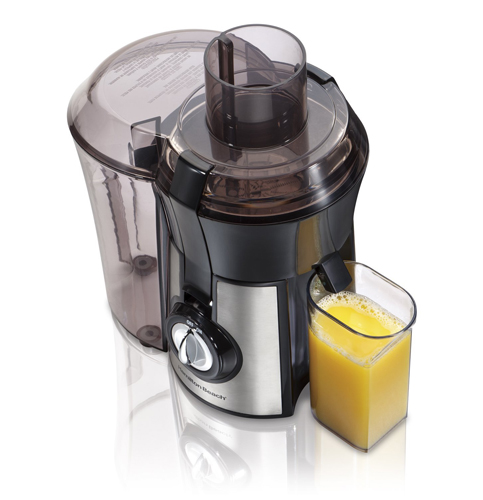 10 Hamilton Beach Juice Extractor (67608A)