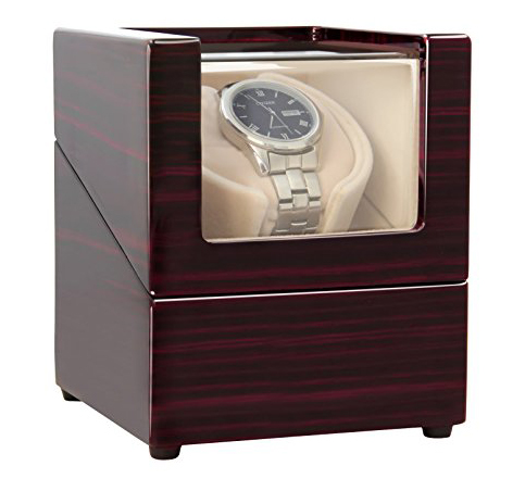 1. CHIYODA Single Watch Winder