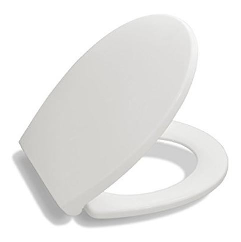 9. Bath Royale Premium (Round) Toilet Seat