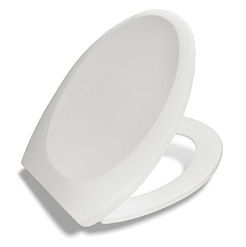 10. Bath Royale Premium (Elongated) Toilet Seat with Cover