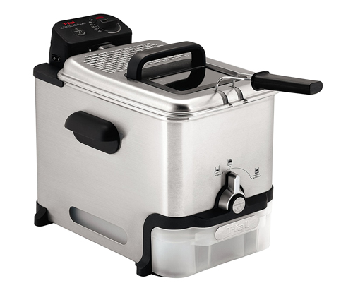 3. T-fal FR8000 Stainless Steel Deep Fryer