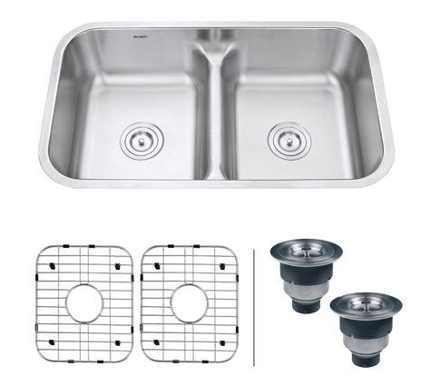 Strange Top 10 Best Stainless Steel Kitchen Sinks In 2019 Reviews Download Free Architecture Designs Sospemadebymaigaardcom